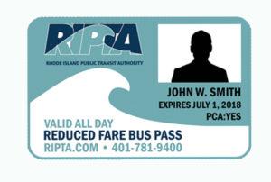 RIPTA pass